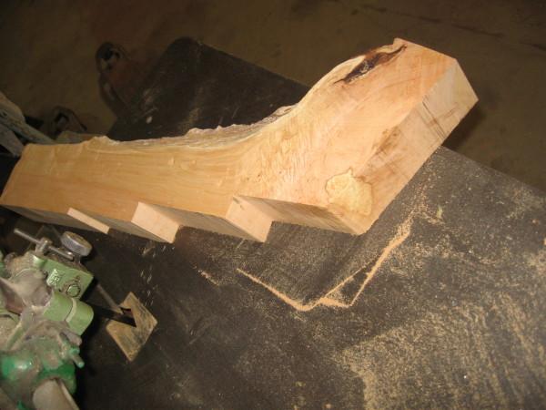 Reparasjon av trebåt